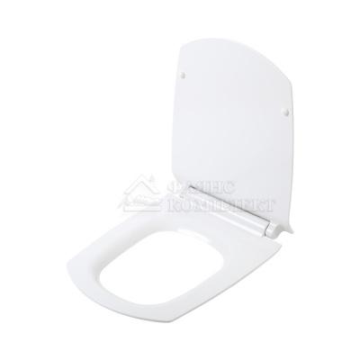 Крышка сиденье для унитаза Cersanit Carina Slim Микролифт DS-CARINA-S-DL